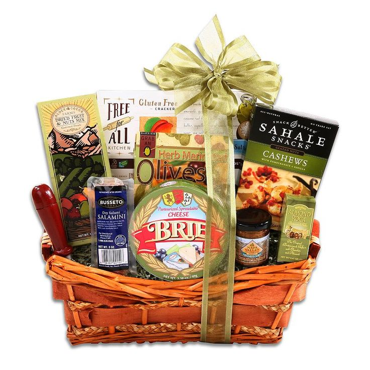 The 25 best gluten free gift baskets ideas on pinterest gluten alder creek gluten free gift basket multicolor negle Images