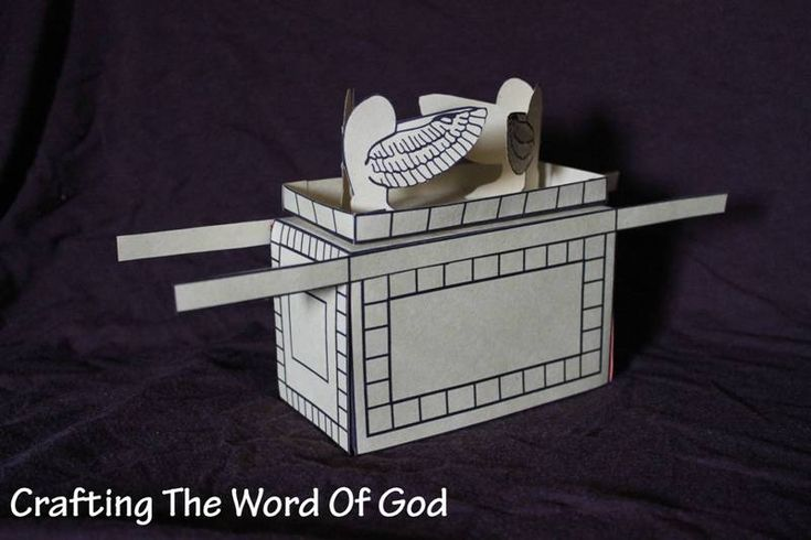 Crafting the Work of God: Ark Of The Covenant