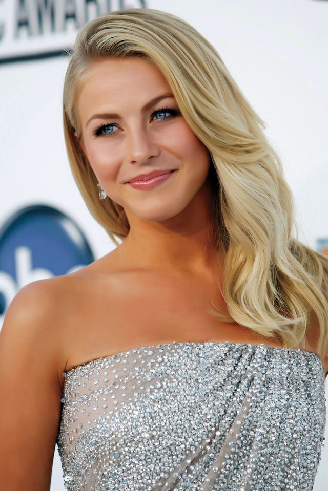 """I think at the end of the day you have to find a balance with what's really important."" - Julianne Hough."