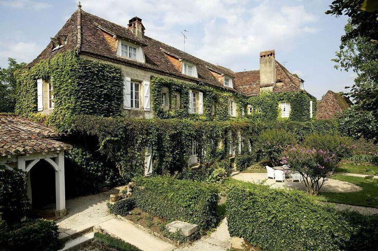E VIEUX LOGIS, Hôtel de Luxe et Restaurant Gastronomique proche de Sarlat, Périgord, Aquitaine, France