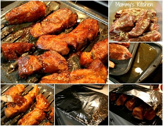 Mommy's Kitchen: Fall Off The Bone Ribs {Country Style Ribs}