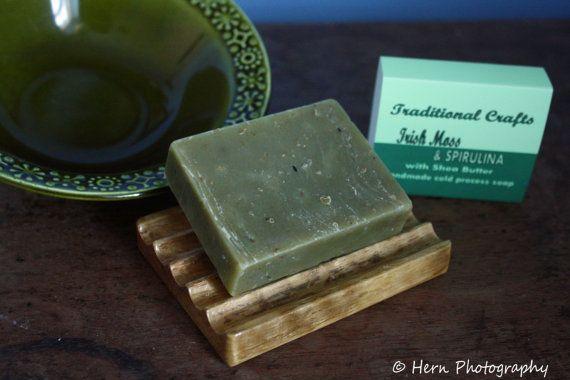 Irish Moss & Spirulina Natural Handmade by traditionalcraftsUK, £3.50