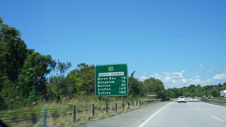 Eu morria de medo de dirigir na Austrália por causa da tal da mão inglesa. Spoiler: não durou muito tempo.