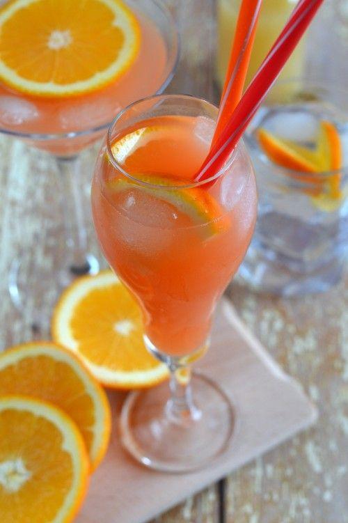 Alkoholmentes grépfrútkoktél recept