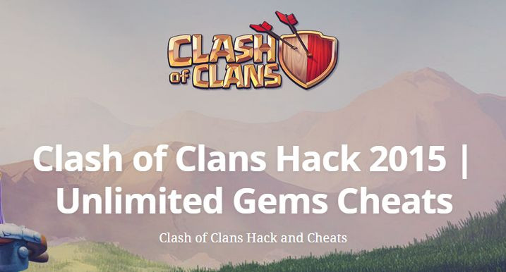 Clash of Clans Hack - Add Free Gems into your account now!