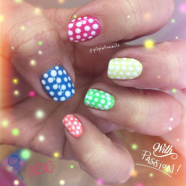 Un lunes lleno de un color muy dulce! #FelizLunes http://www.pilpintunails.com/10-productos/4-conoces-el-lacquer-pro