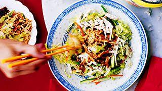 Bang bang chicken recipe : SBS Food
