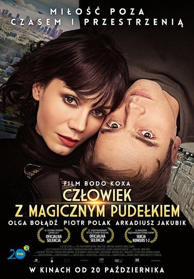 The Man With The Magic Box Izle Varşovada Bir Temizlik çalışanı