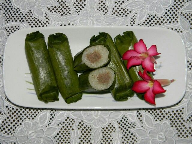 Traditional lemper by ezza pastry