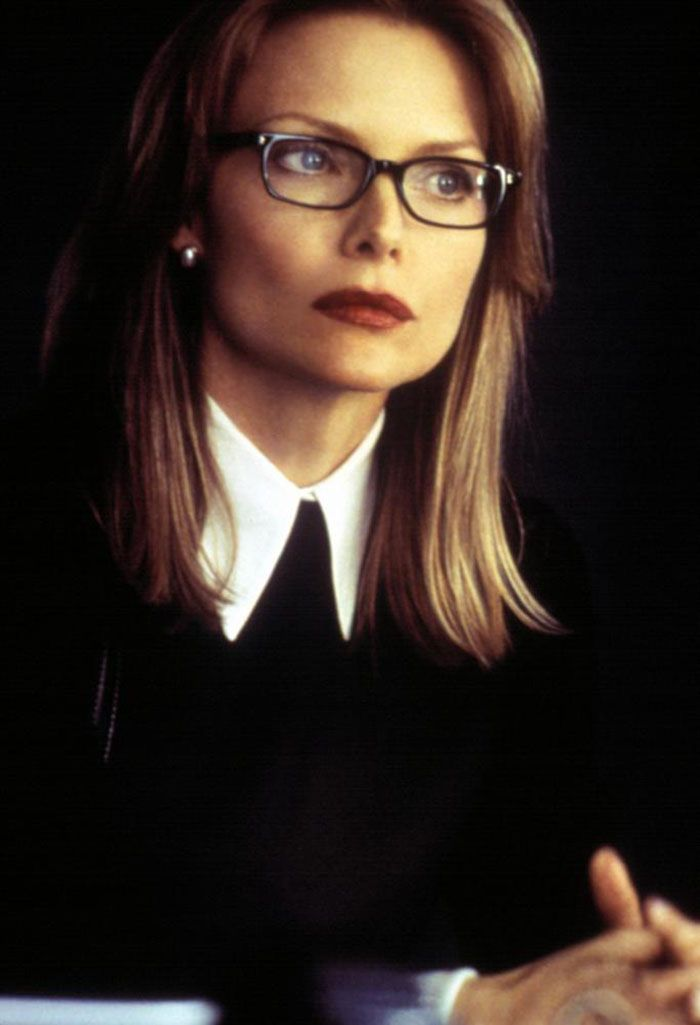 """Michelle Pfeiffer en """"Yo Soy Sam"""" (I am Sam), 2001"""