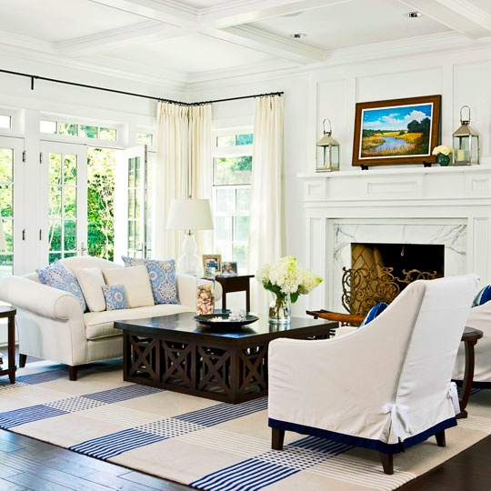 White Living Spaces: 31 Best Images About Ceilings On Pinterest