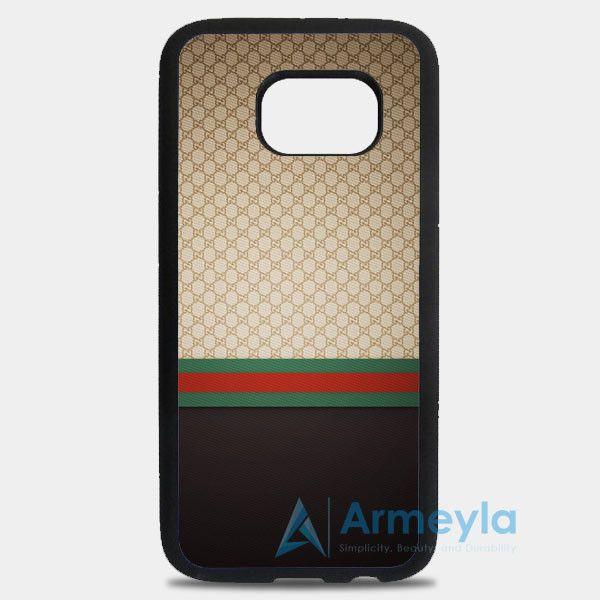 Gucci Designer Label Patterns Wall Samsung Galaxy S8 Case | armeyla.com