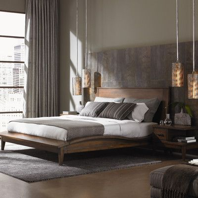 Buy Low Price Lexington 11 South Donovan Platform Bedroom Collection | Bedroom Set Mart