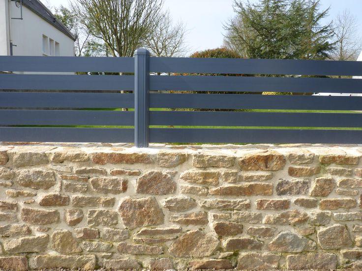 8 best portails images on Pinterest Composite fencing, Driveway
