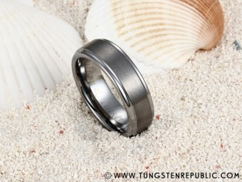 Design your own wedding band for men