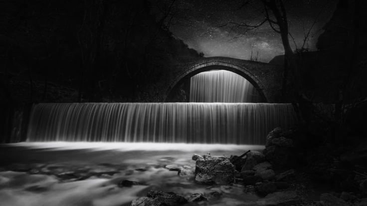 Waterfall from Sky (John Ioannidis)