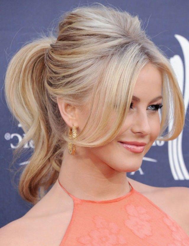 #JulianneHough #Frisur #Selbstbewusstsein #Berühmtheit #Haar