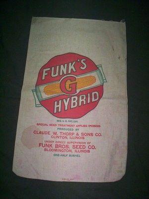 Funks G Thorp & Sons Clinton, Illinois