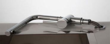 Collezione cucina under window: rubinetti intelligenti sottofinestra
