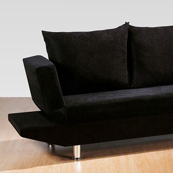 Evmanya haus istanbul kanepe siyah