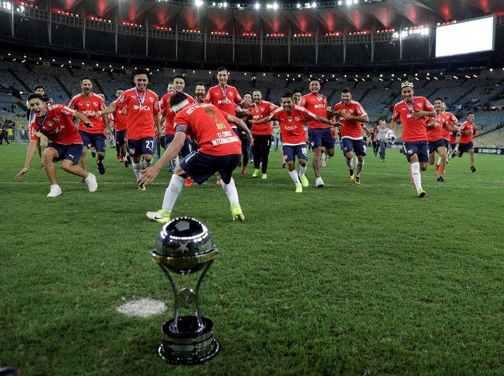 Independiente vuelve a festejar tras siete años: gana la Copa Sudamericana