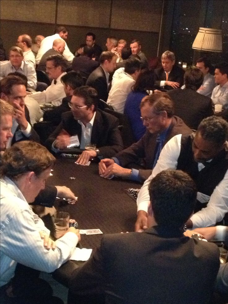 Unabomber poker site