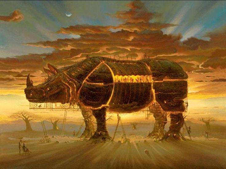 Surrealism -Salvador-Dali