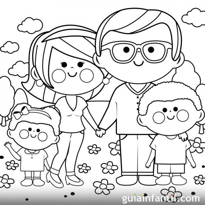 Https Www Guiainfantil Com 1542 Decalogo De Una Madre Primeriza Html En 2020 Familia Feliz Dibujo Derechos De Los Ninos Libro De Colores