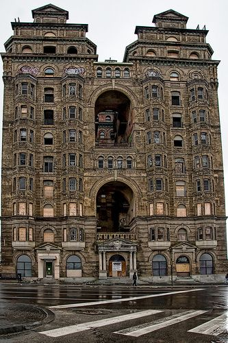 "Grand Old Philadelphia Building - Abandoned | Flickr - Photo Sharing!..""."