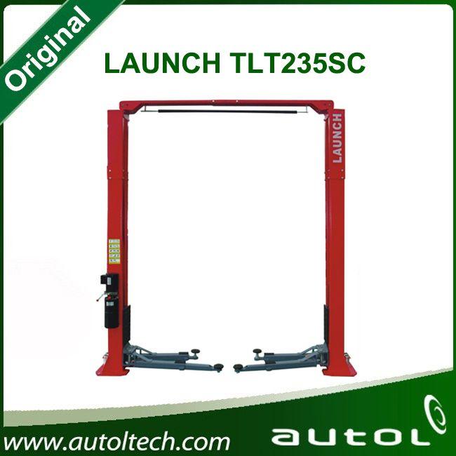 LAUNCH TLT235SC used 2 pole elevadores para autos car lifts for sale hoist
