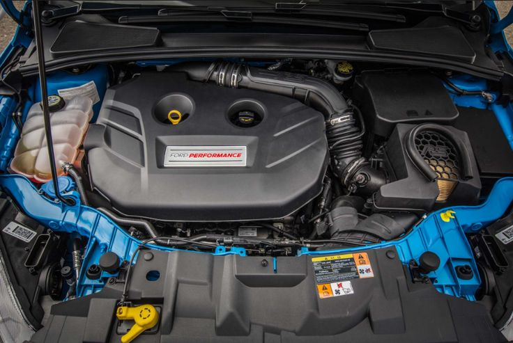 2018 Ford Focus RS Engine Specifications