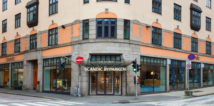 Scandic Byparken, Bergen - an eco-friendly hotel in an excellent location.