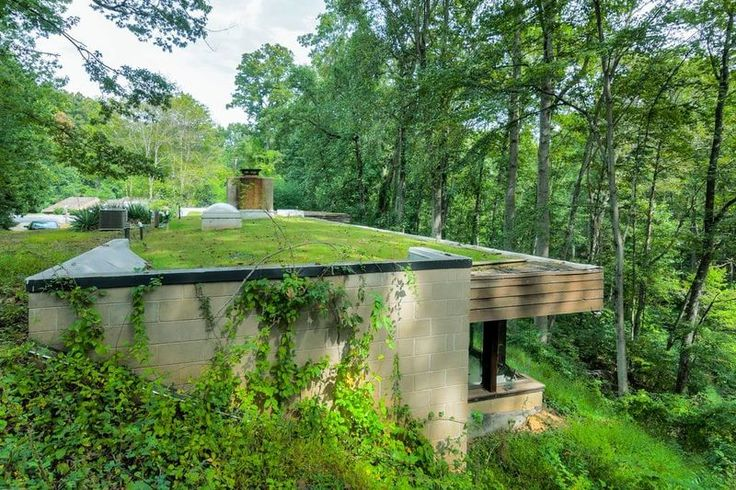 Modernist Bunker Homes : donald reed chandler