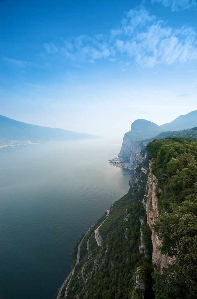 Lake Garda, Italy (by aragost)