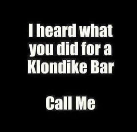 I heard what you did for a Klondike Bar.... Call me. Enjoy RUSHWORLD boards, LULU'S FUNHOUSE, UNPREDICTABLE WOMEN HAUTE COUTURE and ART A QUIRKY SPOT TO FIND YOURSELF. Follow RUSHWORLD! We're on the hunt for everything you'll love!
