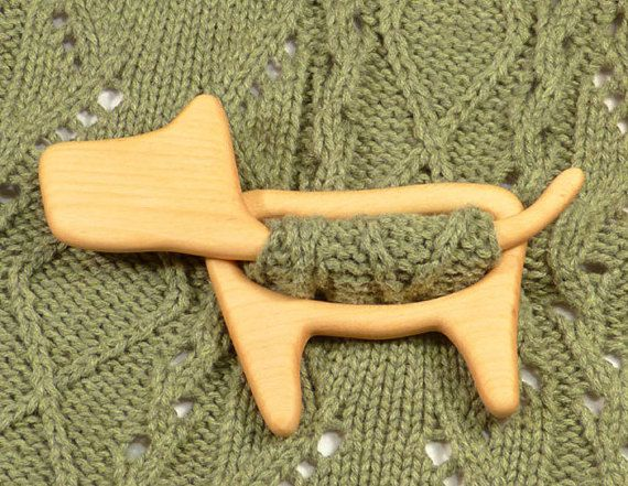 Wooden shawl pin Shawl stick Sweater clasp Scarf von TurtleWorkshop                                                                                                                                                                                 More