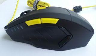 Ratón para jugadores - Sharkoon Shark Zone M20 (Gaming Mouse)