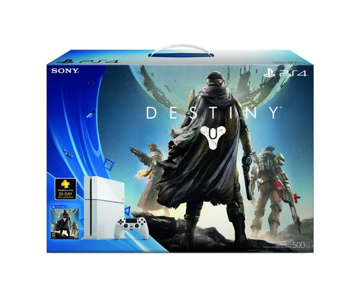 Sony PS4 Destiny bundle - #Playstation4 #PS4 #Gaming #Destiny #games