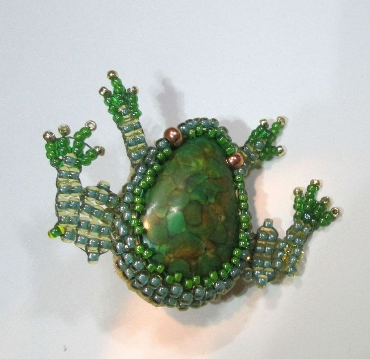 51 best images about beading frogs on