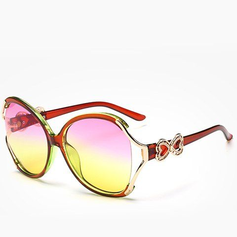 GET $50 NOW | Join RoseGal: Get YOUR $50 NOW!http://www.rosegal.com/sunglasses/chic-hollow-out-heart-bow-441462.html?seid=2275071rg441462