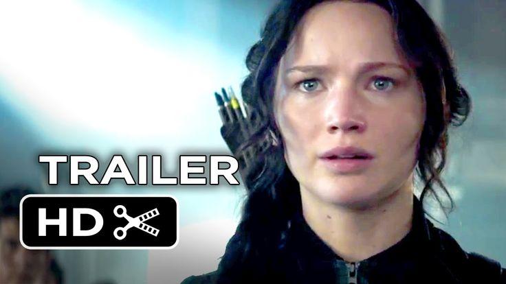 The Hunger Games: Mockingjay - Part 1 Official Teaser Trailer #1 (2014) ...
