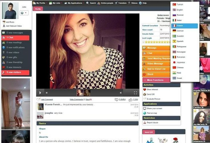 Best live chat sites to talk with strangers style vanity