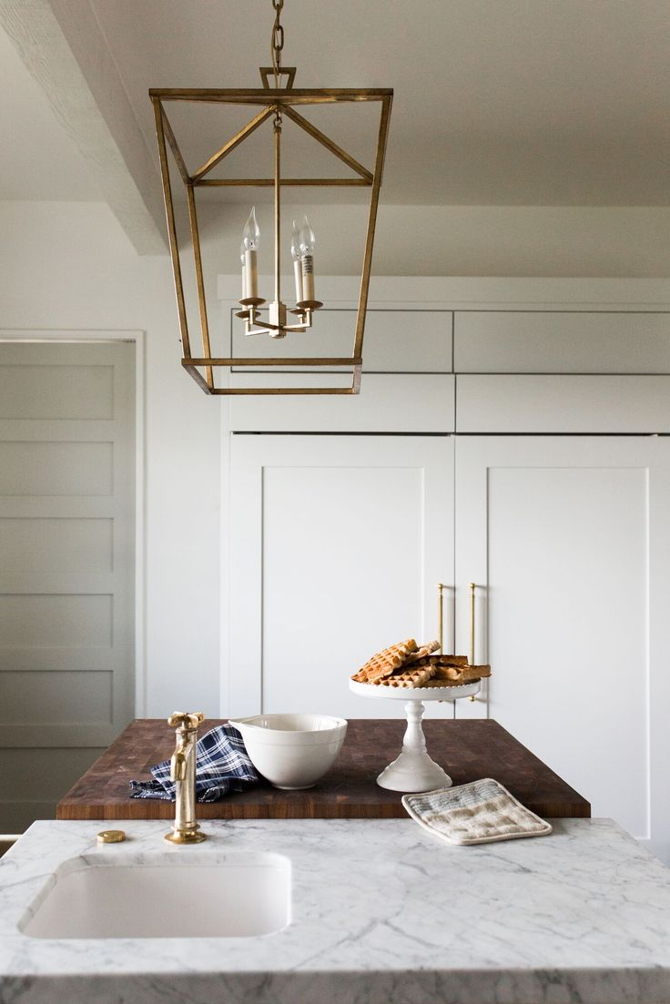 Simple Buttermilk Recipe #Coffered Ceiling #AlexMoulding.com