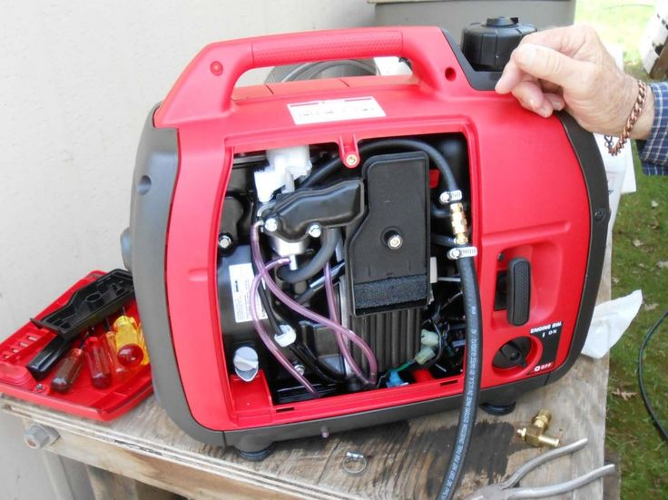 Tri Fuel Generator Conversions