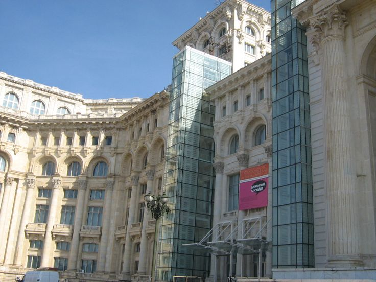 National Museum of Contemporary Art, Bucharest.