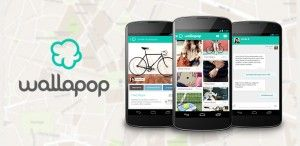 Innovadora aplicación para comprar y vender productos de segunda mano