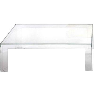 Invisible sofabord, gjennomsiktig i gruppen Møbler / Bord hos ROOM21.no (123235)
