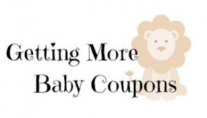 Save money on baby items and get more baby coupons. Just sign up for more baby clubs!