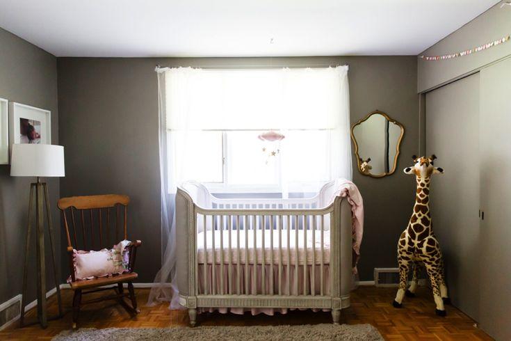 A Look Inside: Baby E's Nursery