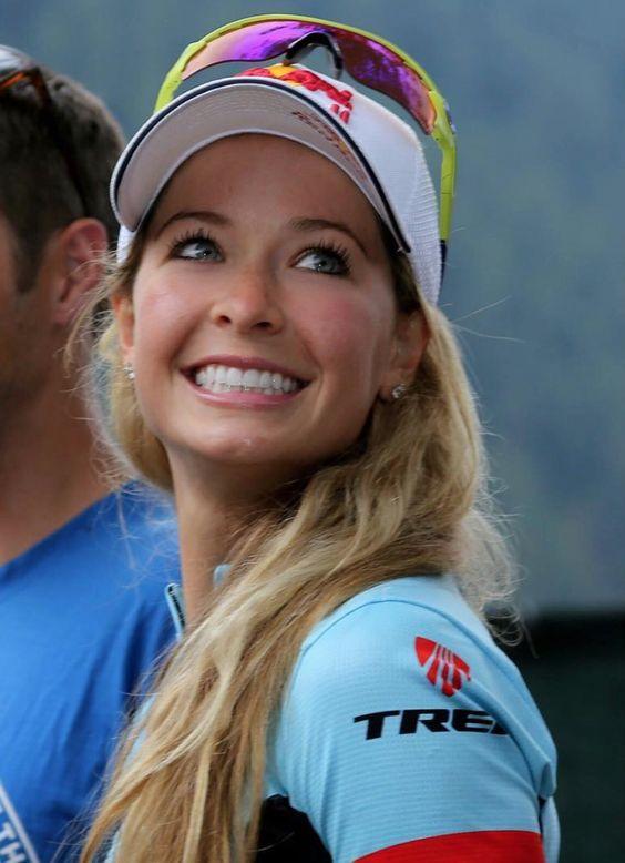 Canadian cyclist, Emily Batty